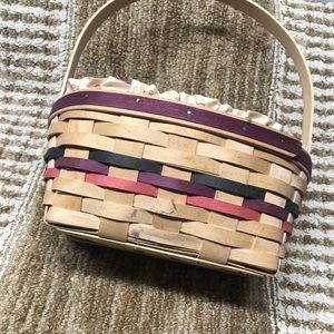Longaberger Easter basket